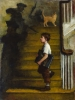 Up the Stairs                             by Julee Simmons
